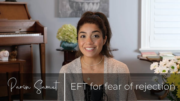 Fear is your opportunity for growth (EFT for fear of rejection)