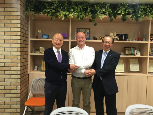 Kawada Japan and Key Distribution announce the formation of a new joint venture Kawada Australia.