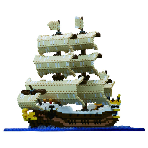 Sailing Ship Deluxe - OUT OF STOCK: ETA Early Aug