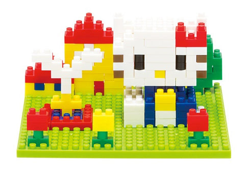 Block Art Hello Kitty