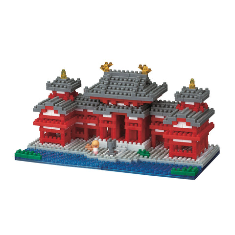 The Phoenix Hall Of Byodoin Temple - OUT OF STOCK: ETA Mid Jan