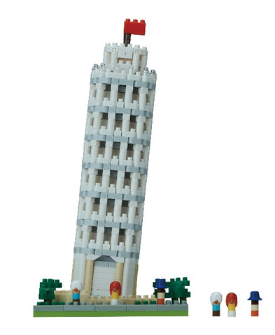Leaning Tower Of Pisa - OUT OF STOCK: ETA Late Apr