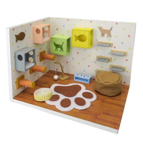 NanoRoom - Cat Room Set
