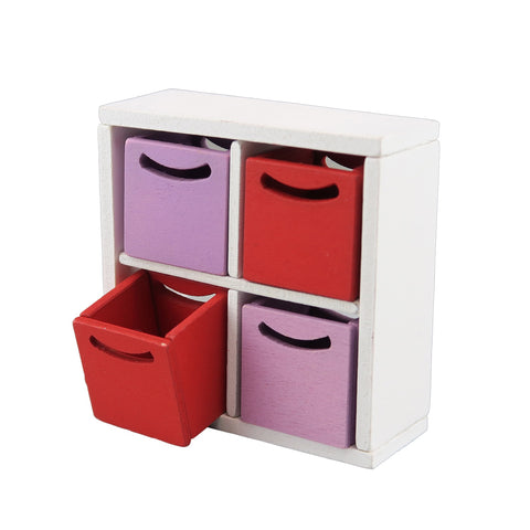 NanoRoom - Storage Box x 4 Pieces