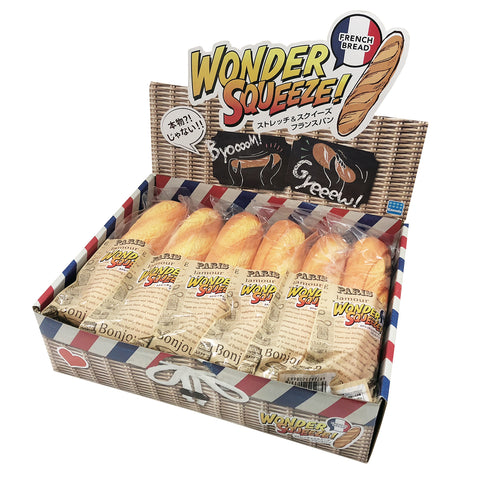 WONDER SQUEEZE! Stretch & Squeeze Bread