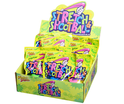 WONDER SQUEEZE! Stretch & Shoot Ball - OUT OF STOCK