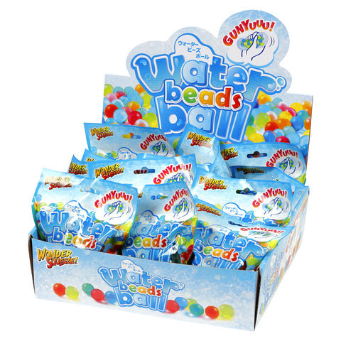 WONDER SQUEEZE! Water Beads Ball - OUT OF STOCK: ETA Late Dec