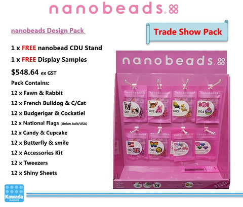 nanobeads Design Pack