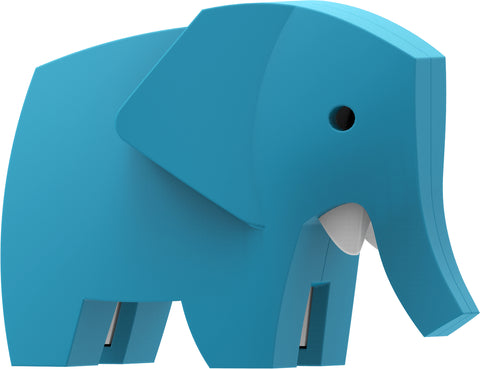 HALFTOYS Elephant - OUT OF STOCK: ETA Late Oct