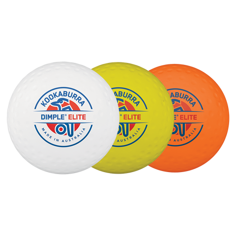 Kookaburra Dimple Elite Hockey Balls - Elite Hockey - Field Hockey Shop Australia