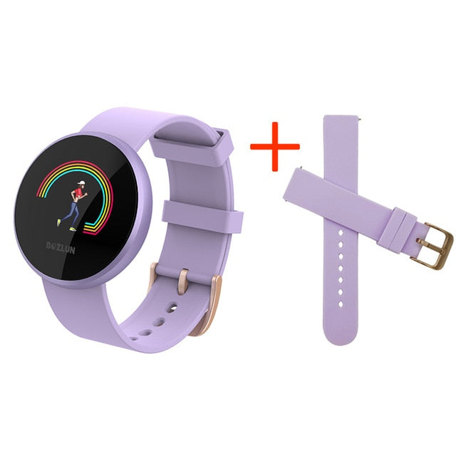 Women's Smartwatch with Fitness and Period tracking-Period Pride