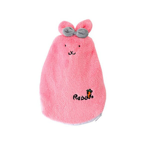 Bunny Hot Water Bottle-Period Pride
