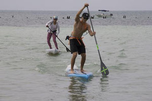 Locals Tackle the 2015 Key West Paddleboard Classic