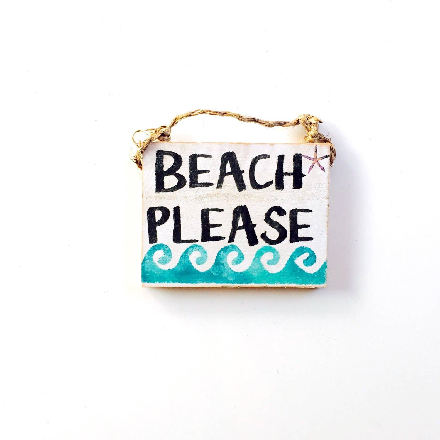5 x 7 Beach Please