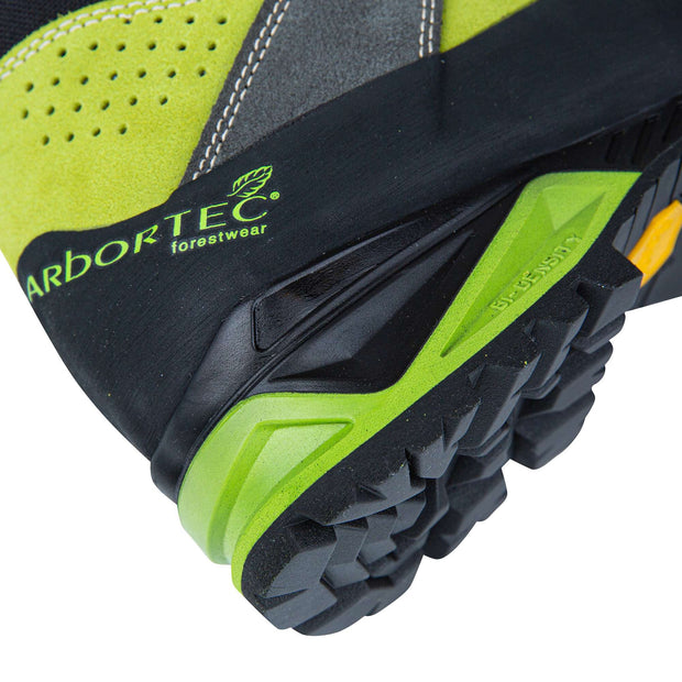 Ascent Pro Climbing Boot AT51000 - Green
