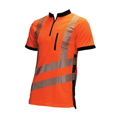 THHV2000 Short Sleeve T-shirt - Hi Vis Orange