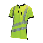 THHV2000 Short Sleeve T-shirt - Hi Vis Yellow