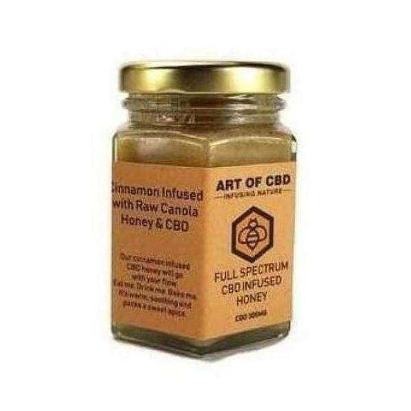 Art of CBD Full Spectrum 300mg CBD Cinnamon Honey - [cannabidiol_online]