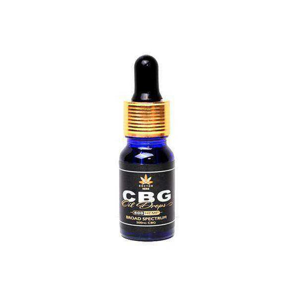 Doctor Herb 500mg CBG Board Spectrum CBG Oil - [cannabidiol_online]