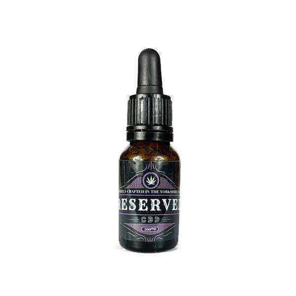 Reserved CBD 500:50 CBD:CBG 10ml E-Liquid Additive - [cannabidiol_online]