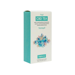 Hapi Hemp 250mg CBD Tranquil CBD Tea 75g
