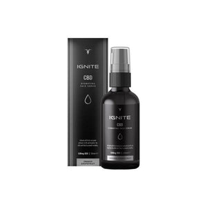 Ignite CBD 500mg CBD Hydrating Face Serum 50ml