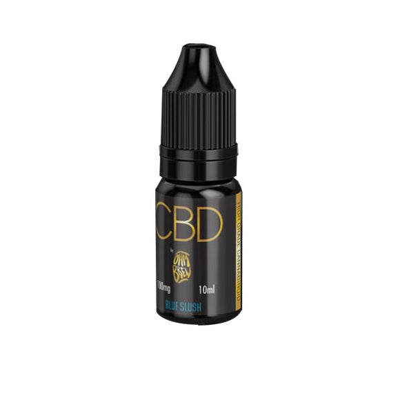 Ohm Brew CBD Blends 100mg CBD 10ml E-liquid (80VG/20PG)