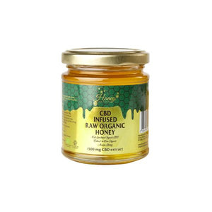Honey Heaven 1500mg Full Spectrum CBD Honey 250g
