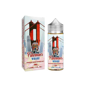 Fisherman's Wharf 100ml Shortfill 0mg (70VG-30PG)