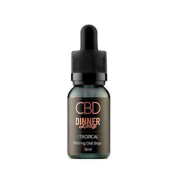 Dinner lady 1500mg CBD 30ml Oral Drops - [cannabidiol_online]