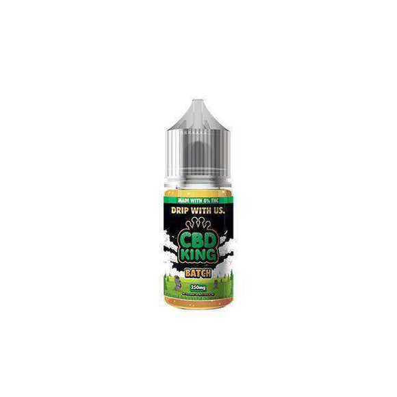 CBD King 250MG CBD 30ml E-Liquid (70VG/30PG) - [cannabidiol_online]