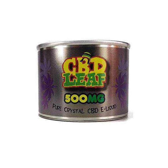 CBD Leaf Additives 500mg 10ml - [cannabidiol_online]