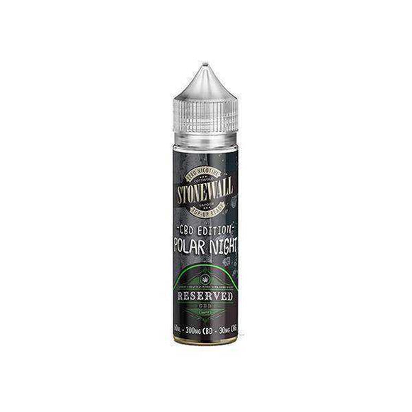 Reserved CBD (300mg CBD : 30mg CBG) 60ml E-Liquid - [cannabidiol_online]
