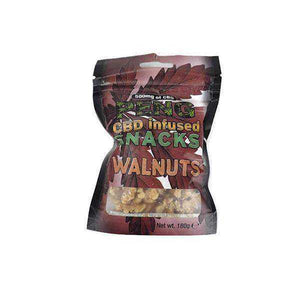 Peng CBD Infused Snacks-Walnuts - [cannabidiol_online]