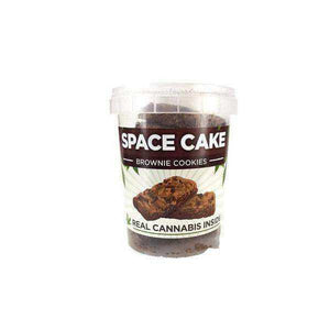 Space Cake - Brownie Cookies - [cannabidiol_online]