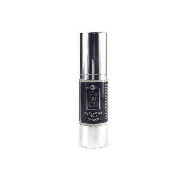 VB CBD CO 100mg Day Face Cream 30ml - [cannabidiol_online]