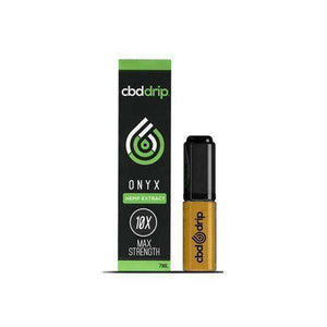 CBD DRIP Onyx 7ml - MAX Strength - [cannabidiol_online]