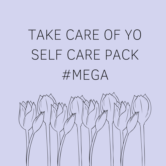TAKE CARE OF YO SELF MEGA SET