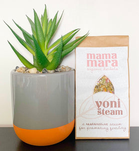 Mama Maras Restorative Yoni Steam  - Fertility Blend