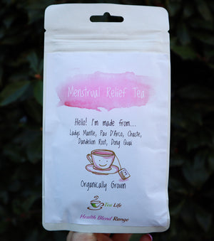 Menstrual Relief Tea