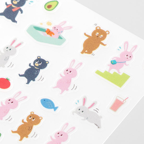 Midori: Sticker Series - Animal Diet