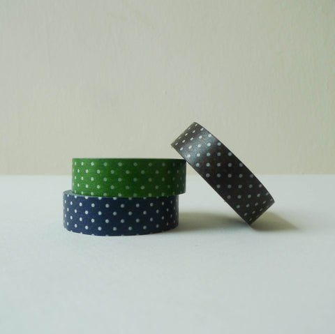 Classiky Washi Tape: Dots A