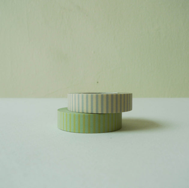 Classiky Washi Tape: Stripe B