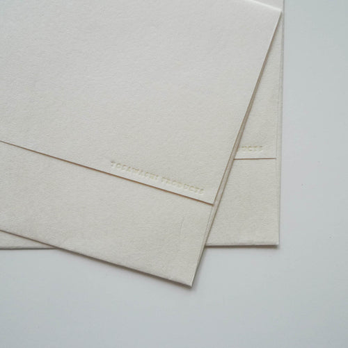 Tosawashi: Letterpress Washi Envelopes