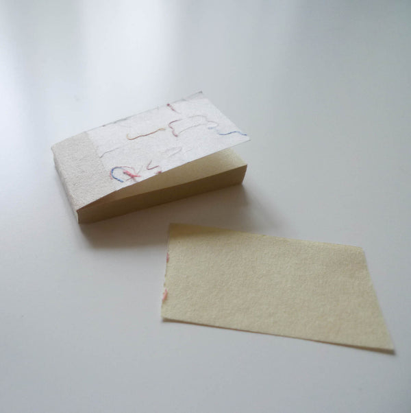 Tosawashi: Tiny Washi Message Pad
