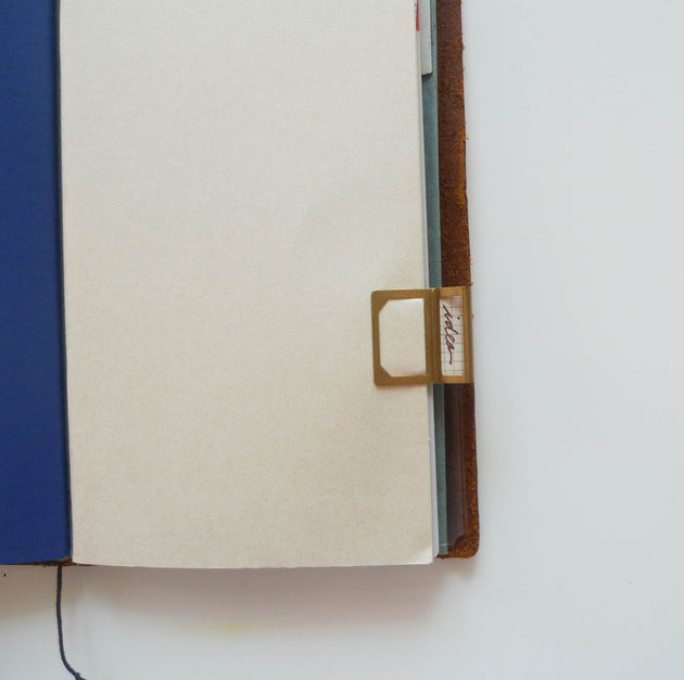 013 Refill Lightweight Paper Notebook (Regular Size)