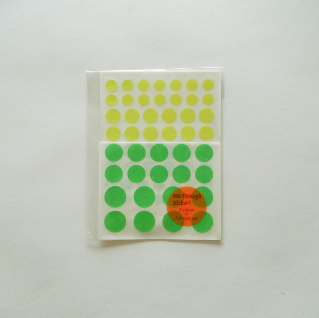 [Discontinued] Classiky: Silk Paper Geometric Stickers