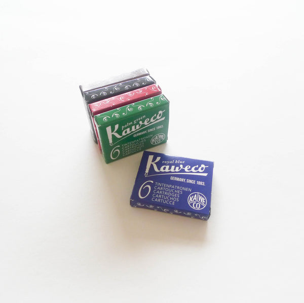 Kaweco: Ink Cartridges 6pcs