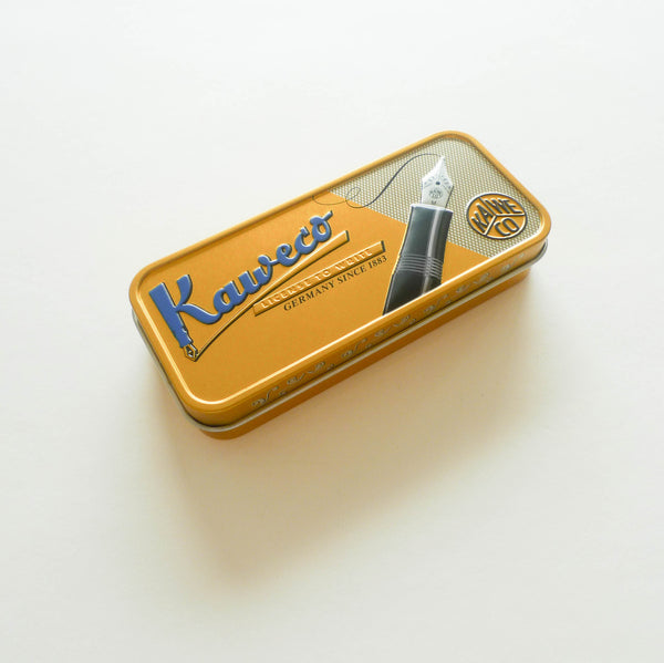 Kaweco: Nolstagic Tin (Gift) Box