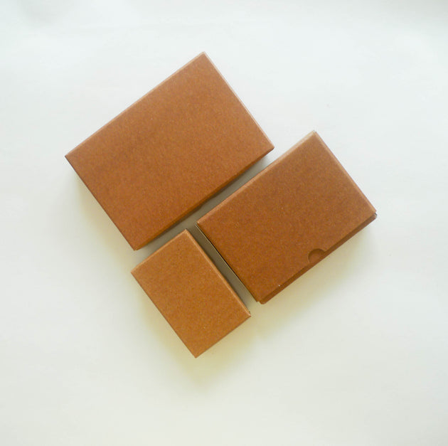 Classiky: Wax Paper Box (Bento Type)